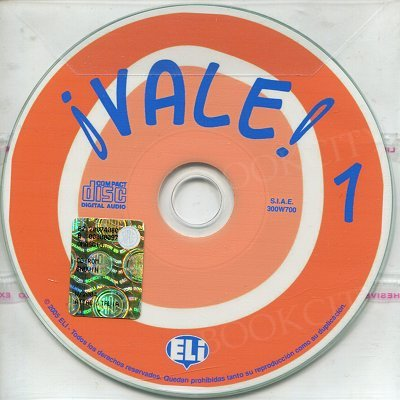 ¡Vale! 1 CD Audio
