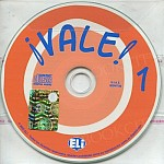 ¡Vale! 1 CD Audio