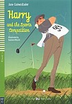 Harry and the Sports Competition Book + CD