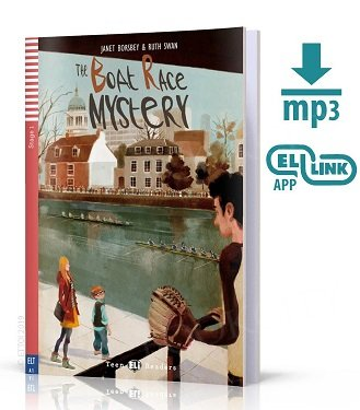The Boat Race Mystery Book + CD
