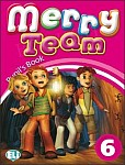 Merry Team 6 Pupil's Book