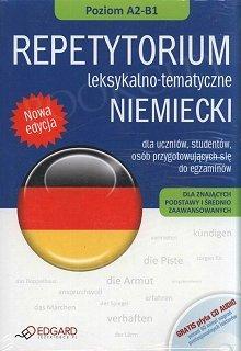 Niemiecki Repetytorium leksykalno-tematyczne poziom A2-B1 Książka+CD