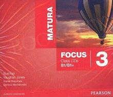Matura Focus 3 (WIELOLETNI) Class CD