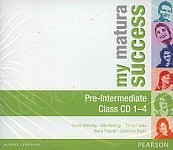 My Matura Success Pre-Intermediate (WIELOLETNI) Class CD