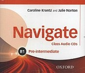 Navigate  Pre-Intermediate B1 Class Audio CD (3)