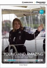 Young and Amazing: Teens at the Top Book with Online Access