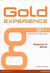 Gold Experience B1+ książka nauczyciela