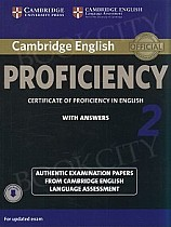 Cambridge English Proficiency 2 for updated exam (2015) Student's Book with answers and downloadable audio