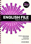 English File Beginner (3rd Edition) (2015) Teacher's Book with Test & Assessment CD-ROM