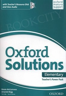 Oxford Solutions Elementary iTools