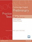 PET Practice Tests Plus 2 Test with Key and Access Code