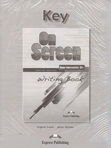On Screen Upper-Intermediate B2+ Writing Book Answer Key