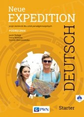 Neue Expedition Deutsch. Starter podręcznik