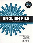 English File Advanced (3rd Edition) (2015) Workbook without key