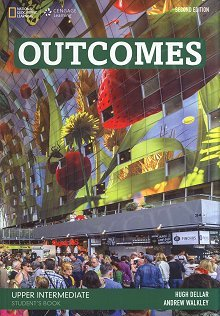 Outcomes (2nd Edition) B2 Upper-Intermediate Student's Book + Class DVD (bez kodu)
