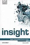 Insight Upper-Intermediate książka nauczyciela