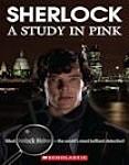 Sherlock: A Study in Pink Książka + CD