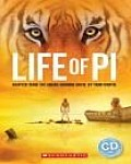 The Life of Pi Book and CD