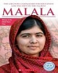 Malala Book and CD