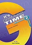 It's Grammar Time 2 Student's Book+kod digibook
