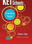 Ket For Schools Practice Tests Audio CDs (set of 5)