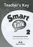 Smart Talk: Listening & Speaking Skills 2 Teacher's Key