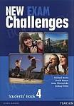New Exam Challenges 4 (WIELOLETNI) podręcznik
