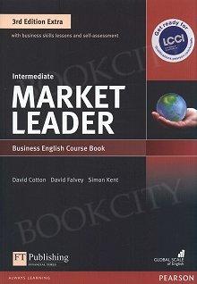Market Leader 3rd Edition EXTRA Intermediate podręcznik