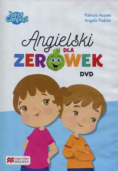 Angielski dla zerówek (dawniej Happy Campers) DVD
