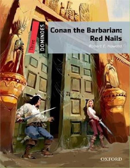 Conan the Barbarian: Red Nails Book with MultiRom
