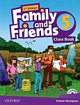 Family and Friends 5 (2nd edition) Class Book