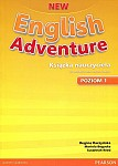 New English Adventure 1 (Reforma 2017) książka nauczyciela