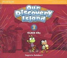 Our Discovery Island 3 (WIELOLETNI) Class CD
