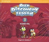 Our Discovery Island 3 (WIELOLETNI) Class CD