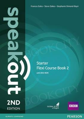 Speakout Starter (2nd edition) Student's Book Flexi 2