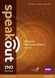 Speakout Advanced (2nd edition) Student's Book Flexi 2