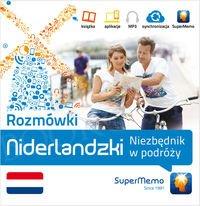Rozmówki Niderlandzkie. Niezbędnik w podróży Książka + kod dostępu