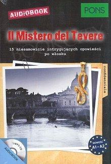 Il Mistero del Tevere Książka+CD mp3