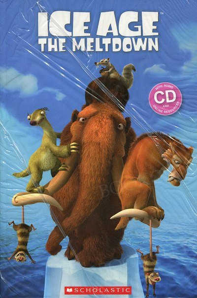 Ice Age 2: The Meltdown Book and CD
