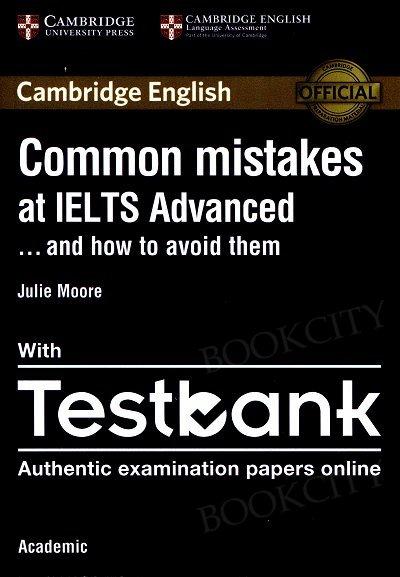 Common Mistakes at IELTS Advanced Academic with Testbook