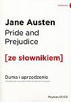 Pride and Prejudice Duma i uprzedzenie (poziom C1/C2) Książka ze słownikiem