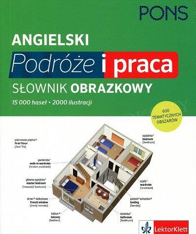 Angielski Podróże i praca Słownik obrazkowy