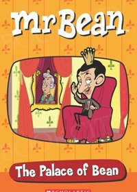 Mr Bean: The Palace of Bean (poziom 3) Reader + Audio CD