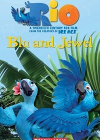 Rio: Blu and Jewe (poziom 1) Reader + Audio CD