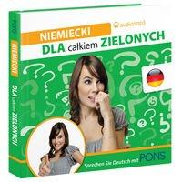 Niemiecki dla całkiem zielonych Książka+CDmp3