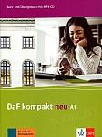 DaF kompakt Neu A1 Kurs- und Übungsbuch + CD mp3
