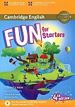 Fun for Starters (4th Edition) Student's Book + Online Activities
