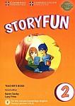 Storyfun 2 Starters książka nauczyciela