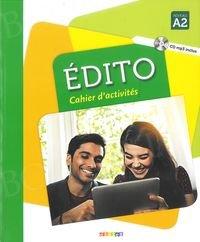 Edito A2 Nowa edycja Ćwiczenia + CD