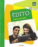 Edito A2 Niveau Ćwiczenia + CD